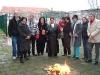 Vuurfeest bij Abovian 15-2-2009
